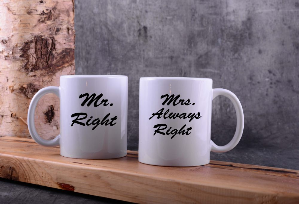 HRNÍČKY MR, MRS RIGHT